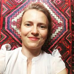 Frida Boström - angielski > szwedzki translator