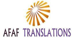 Afaf Steiert - inglés a árabe translator