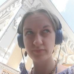 NADIIA BENKALOVYCH - angielski > ukraiński translator