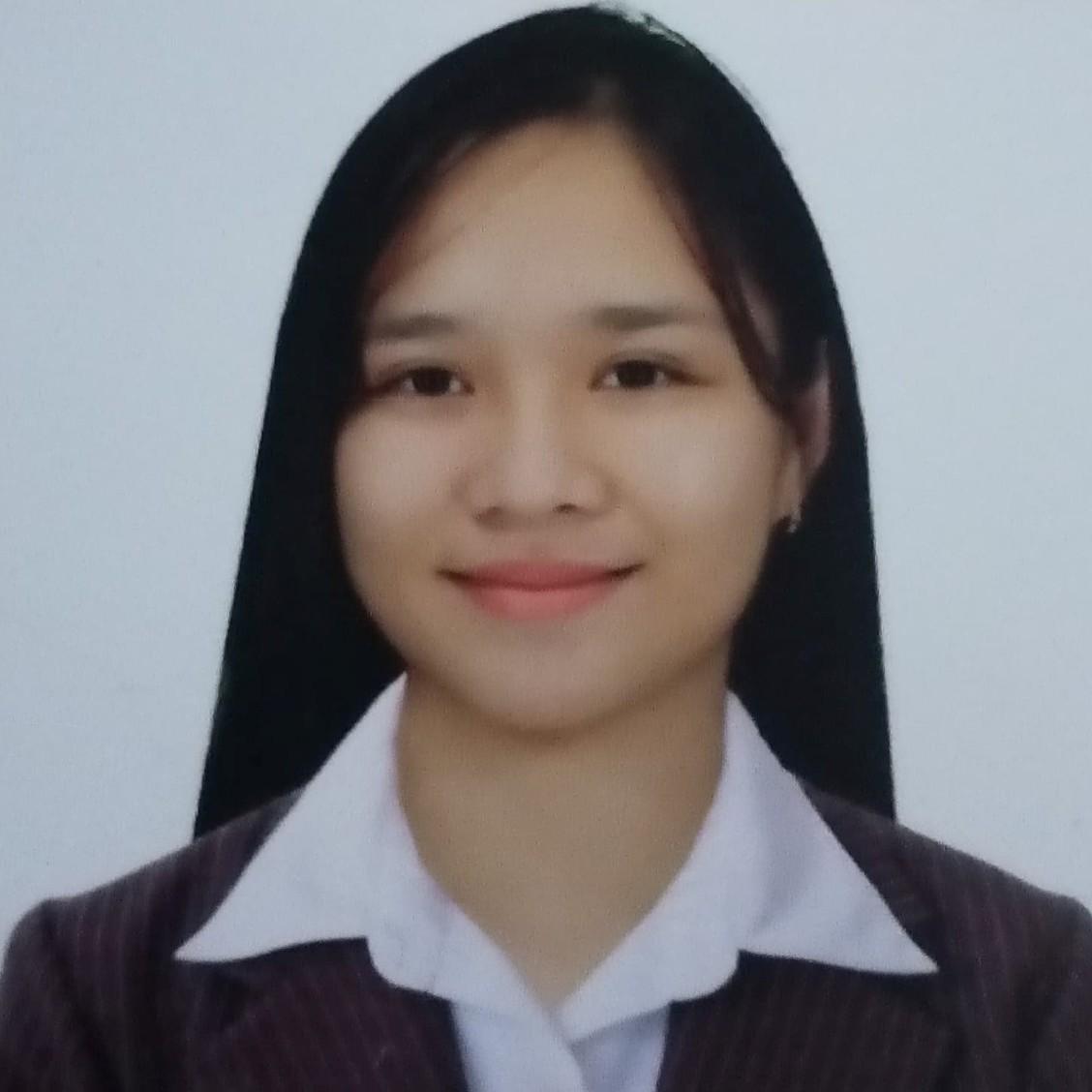 Juliet Andrea Japitana - English to Tagalog translator