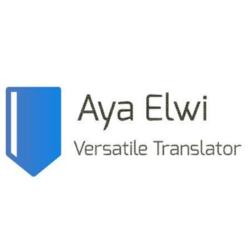 Aya Elwi - inglés a árabe translator