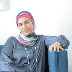 Safae Alem - English to Arabic translator