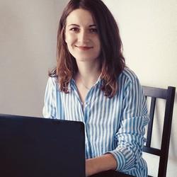 Kateryna Sazhyna - angielski > rosyjski translator