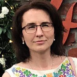 Maria Sydir - angielski > ukraiński translator