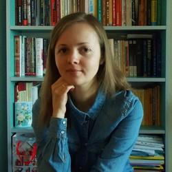 Khrystyna Medvid - angielski > ukraiński translator