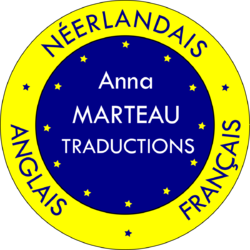 Anna MARTEAU - French to Dutch translator