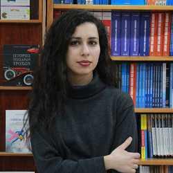 Eirini Argyrouli - inglés al griego translator