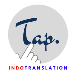 Tyas Pribadi - English a Indonesian translator