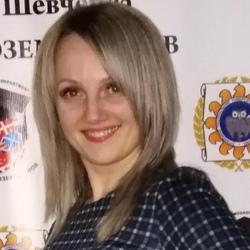 Yuliia Tatsenko - angielski > rosyjski translator