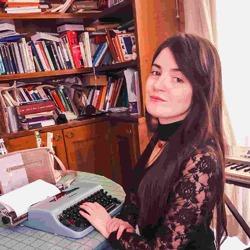 Anna Boero - angielski > włoski translator