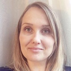 Hanna Pelttari - angielski > fiński translator