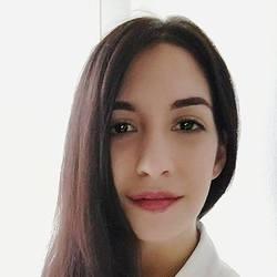 Maria Iliadou - angielski > grecki translator