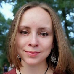 Anastasia Gurina - angielski > rosyjski translator