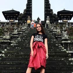 Indira Dinmukhametova - angielski > rosyjski translator
