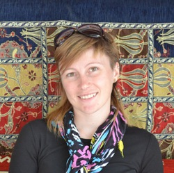 Maryna Humeniuk - inglés a ucraniano translator