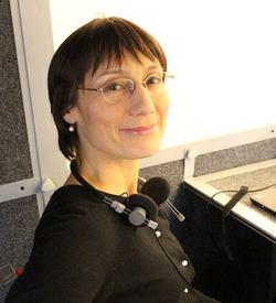 Oksana Snitko - angielski > ukraiński translator