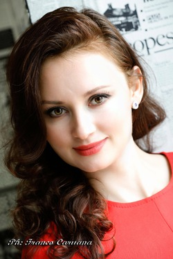 Natalia Zhigulina - angielski > rosyjski translator