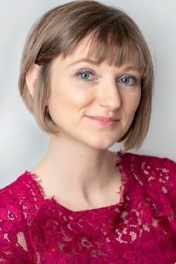 Anna Ghaleb - ruso a inglés translator