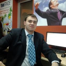 Sergey Salikov - angielski > rosyjski translator
