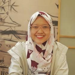 Afriana Puteri - inglés a indonesio translator