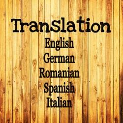 Mirel Prăjișteanu - rumano al inglés translator