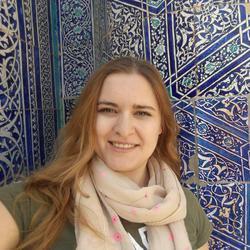 Veronika Derunova - angielski > rosyjski translator
