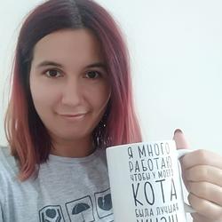 Natalia Slipenko - ucraniano al inglés translator