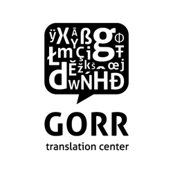 GORR d.o.o. - Croatian to Slovenian translator