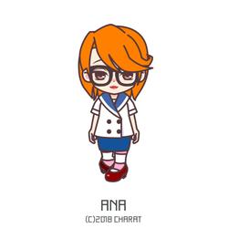 Ana Matsudaira - angielski > japoński translator