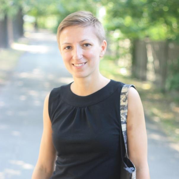 Anastasia Cherevko - inglés al ucraniano translator
