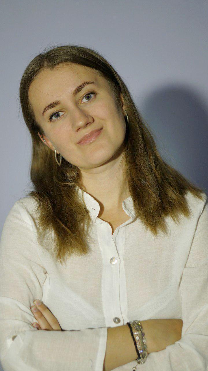 Olena Bezghina - rosyjski > ukraiński translator