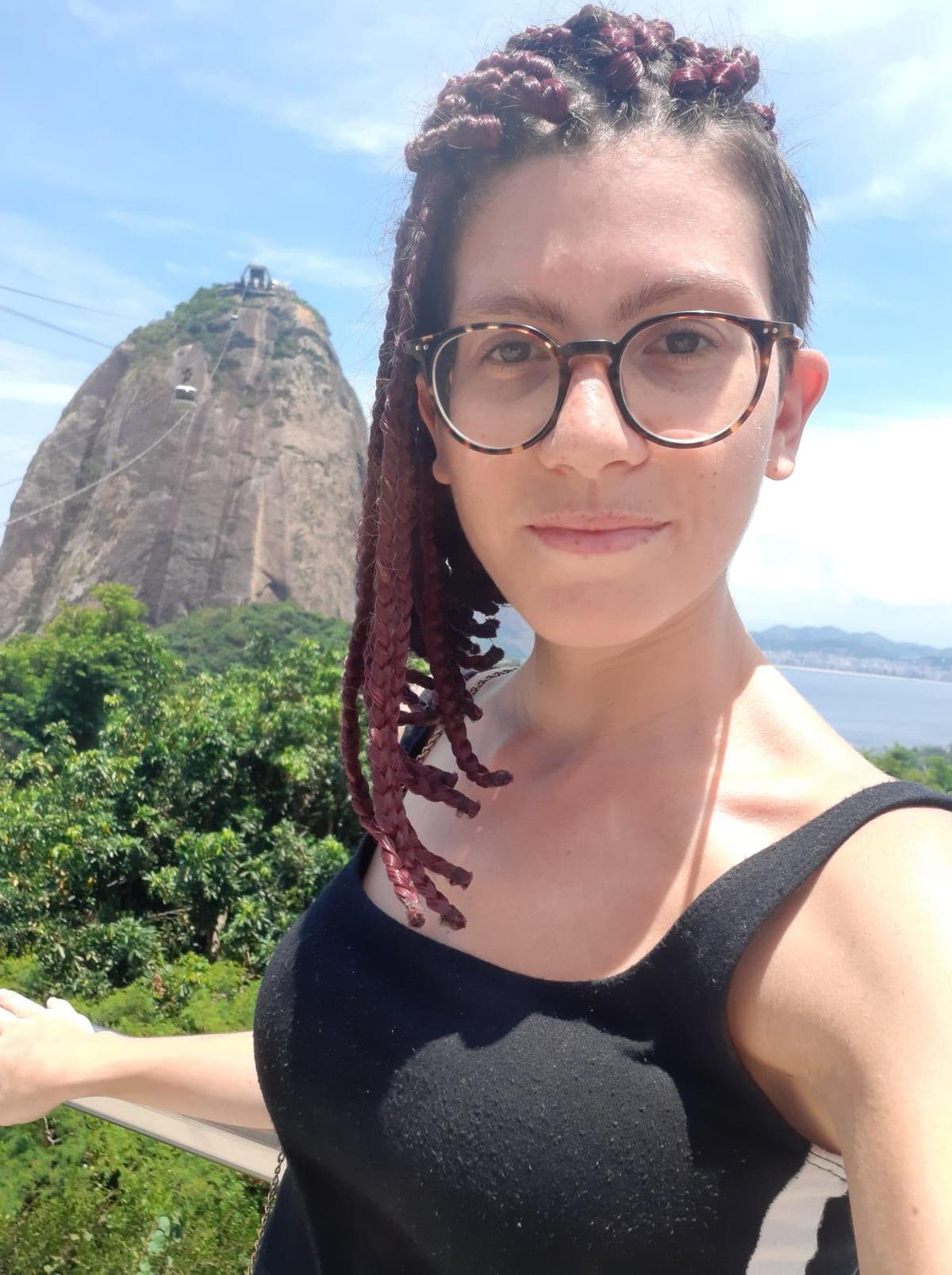 Sara Origgio - Portuguese to Italian translator