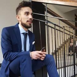 Brian Angelo Junior Trezza - Spanish to Italian translator
