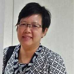 Grace Tabaluyan - inglés a indonesio translator