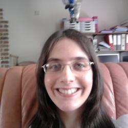 Johanna Mastranopoli - English to French translator