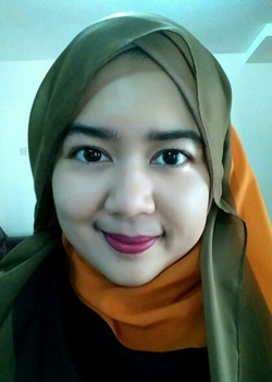 Nadhrah Jamaludin - English to Malay translator