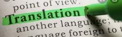 Nosheen chaudary - inglés a urdu translator