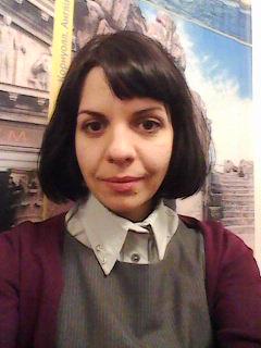 Yuliia Lahodzinska - angielski > ukraiński translator