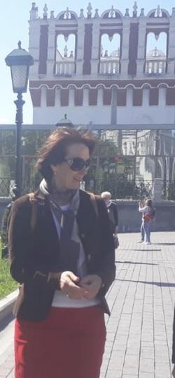 Evgeniya Piskunova - angielski > rosyjski translator