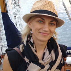 Olga Sharpe - ucraniano a inglés translator