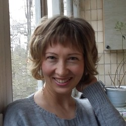Veronica Alimova - inglés a ruso translator