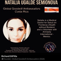 Natasha Ugalde Semionova - English to Spanish translator