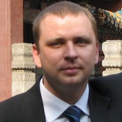 Oleksandr Popov - rosyjski > angielski translator