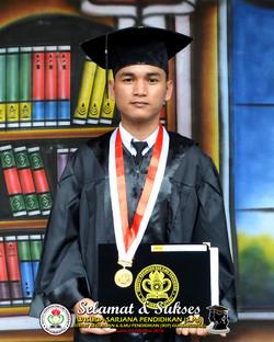Iwan Setiaman Mendrofa - inglés a indonesio translator