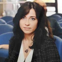 Kateryna Romanchuk - angielski > włoski translator