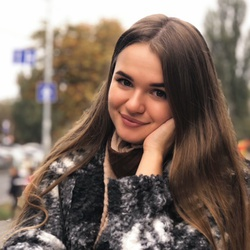 Анастасія Зелінська - rosyjski > ukraiński translator