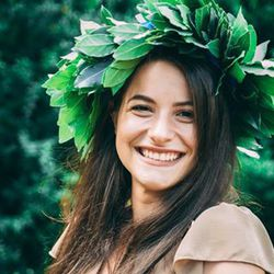 Megi Dervishi - inglés a italiano translator