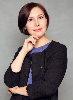 Ekaterina Grebenshchikova - angielski > rosyjski translator