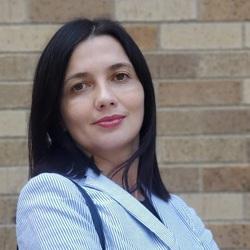 Olga Mirkova (Melymuka) - angielski > ukraiński translator