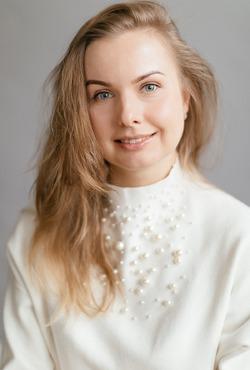 Taisiia Gusarova - angielski > rosyjski translator